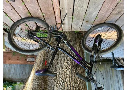 Girls' 20'' Trek Mountain Bike